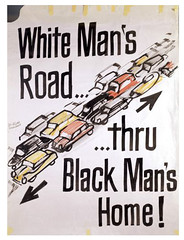 White Man's Road Through Black Man's Home: 1968