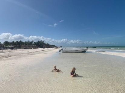 Oh that beach... Isla Holbox
