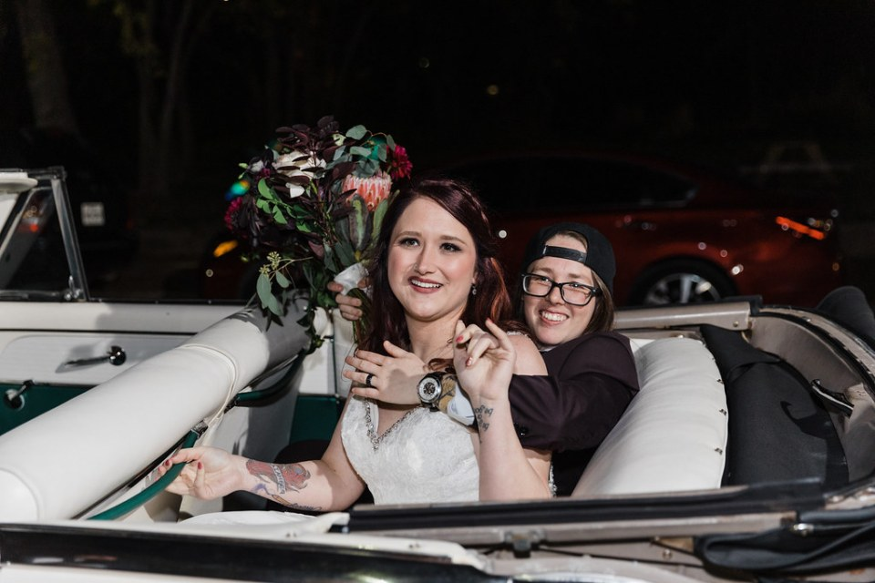 Brik Venue LGBTQ Wedding