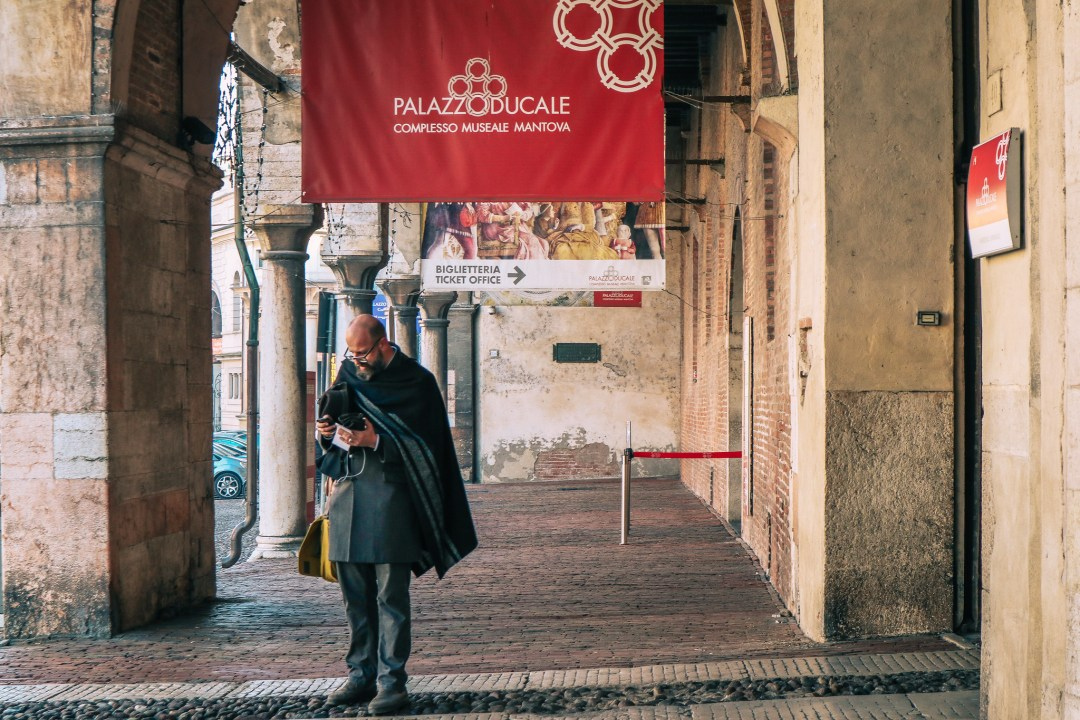 Visita guidata a Palazzo Ducale Mantova