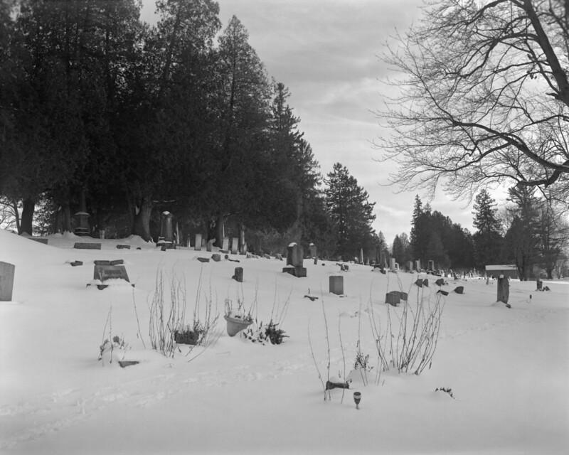 Cemetery, Schuylerville, NY