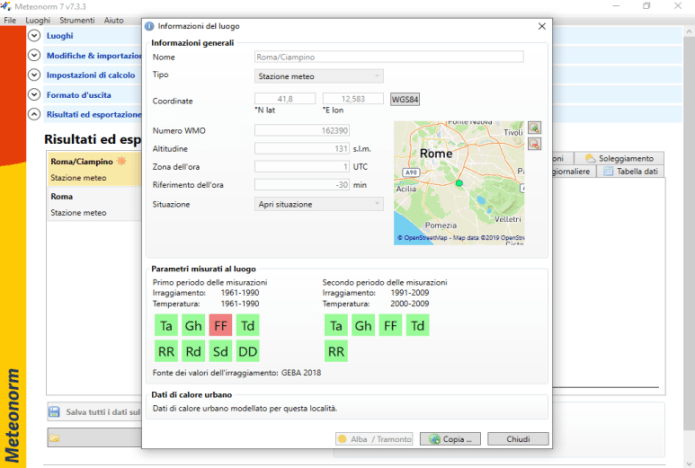 Working with Meteonorm 7.3.3 full license