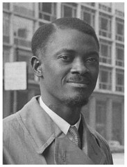 Congolese independence leader Patrice Lumumba: 1960