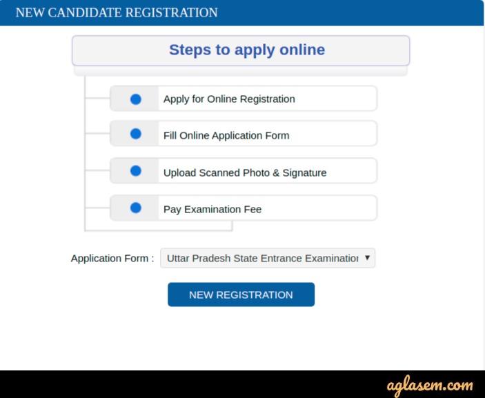 UPSEE 2021 Application Form