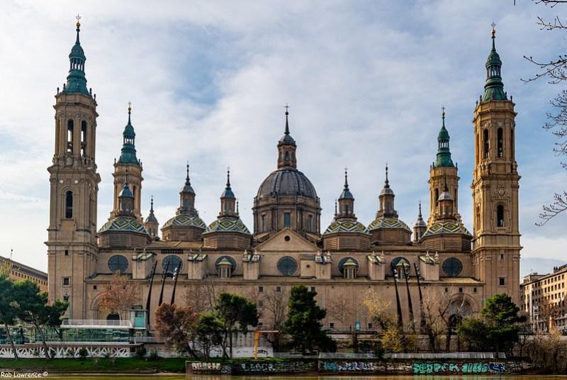The Basilica de Nuestra Senpra del Pilar