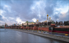 Russia. Moscow Kremlin.