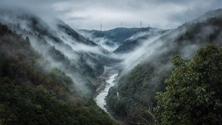 Mt Atago, Japan