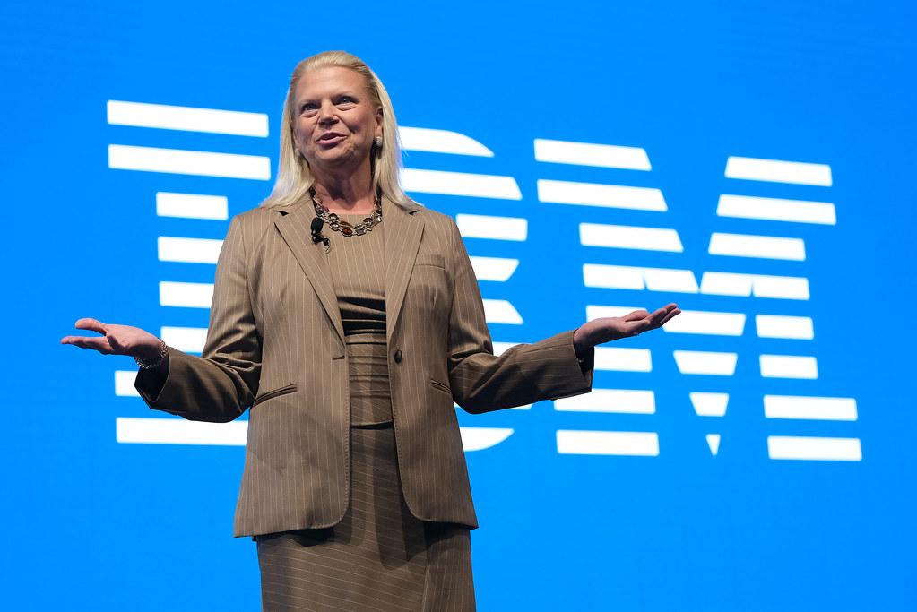 IBM CEO Ginni Rometty 4月卸任 由雲端軟體主管Arvind Krishna接替