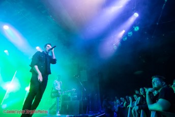 Theory Of A Deadman + W3APONS @ The Commodore Ballroom - February 1st 2020