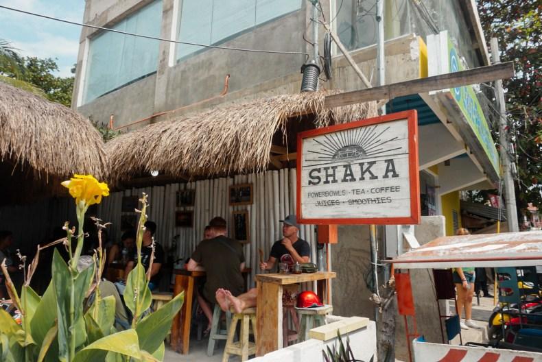Shaka Cafe Moalboal