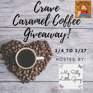 Crave Caramel Coffee Giveaway #MySillyLittleGang
