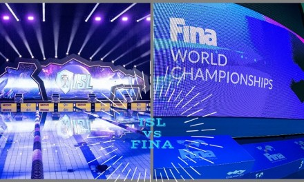 International Swimming League vs FINA: è plagio?