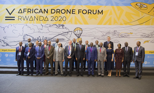 African Drone Forum | Kigali, 5 February 2020