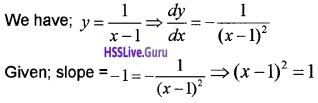 Plus Two Maths Application of Derivatives 4 Mark Questions and Answers 23