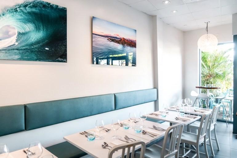 Bogart's Café New Dinner Service
