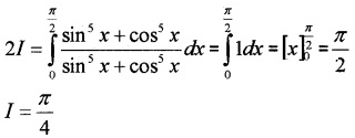 Plus Two Maths Integrals 3 Mark Questions and Answers 20