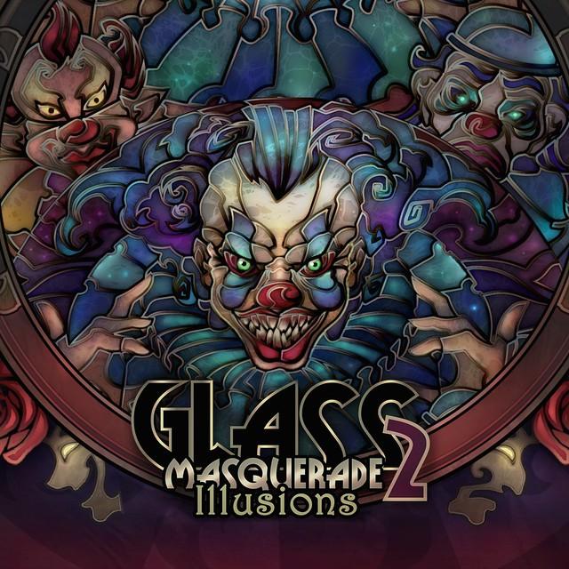 Glass Masquerade 2 Illusions