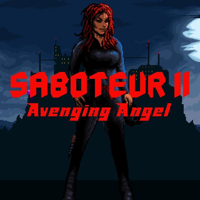Saboteur II Avenging Angel