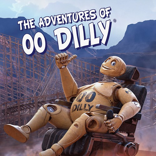 Thumbnail of The Adventures of 00 Dilly on PS4