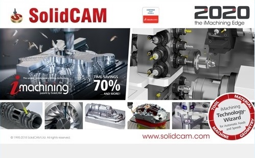 SolidCAM 2020 SP0 for SolidWorks 2012-2020 x64 full license