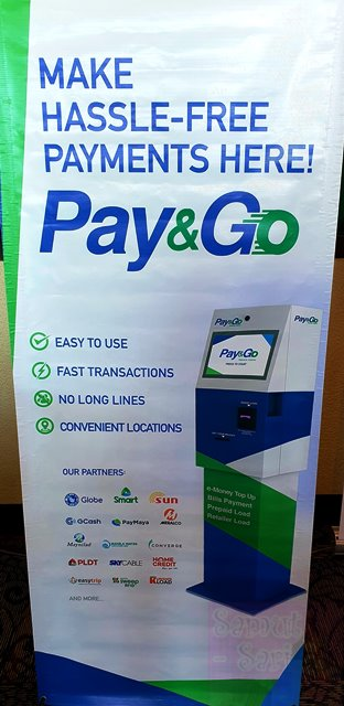 Converge ICT with Pay & Go: Easier Payment Schemes