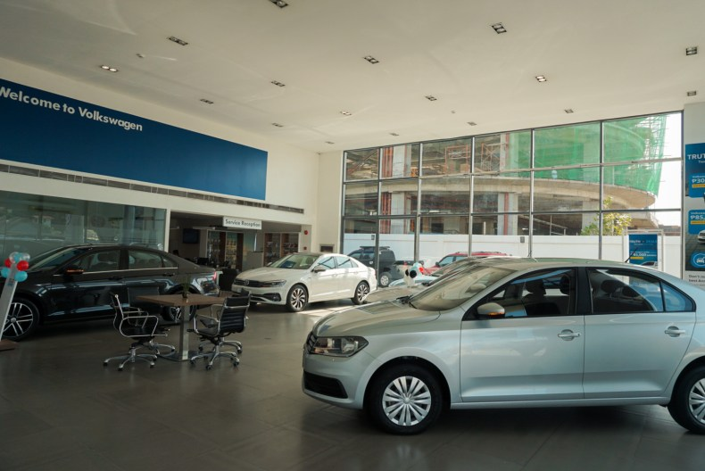 AC Motors Showroom