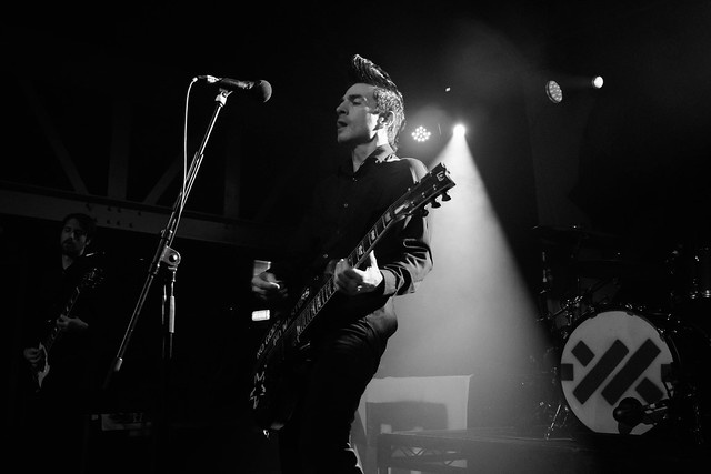 Anti Flag - Garage Glasgow 7th Feb 2020