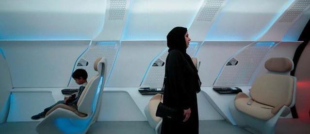 5020 Jeddah to Riyadh only in 46 minutes through Hyperloop Technology 07