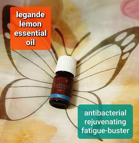 Legande Lemon Essential Oil