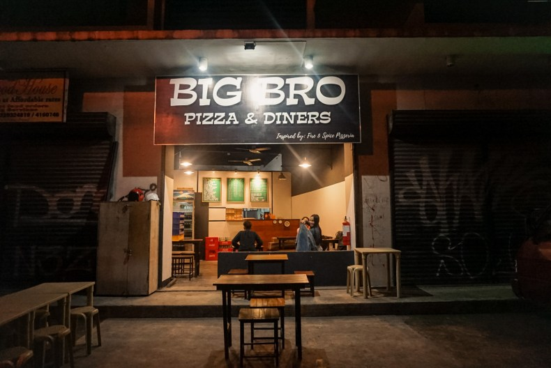 Big Bro Pizza and Diners