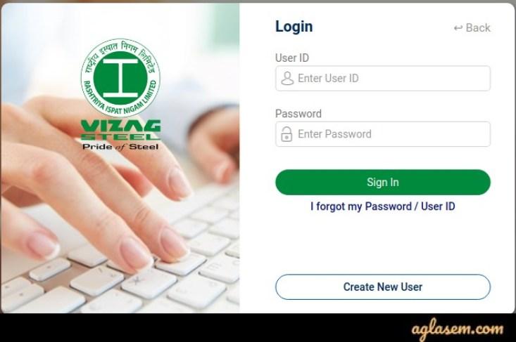 Vizag Steel MT Application Form 2020