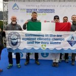Bled 2020, Italia protagonista ai Mondiali di nuoto in acque gelide