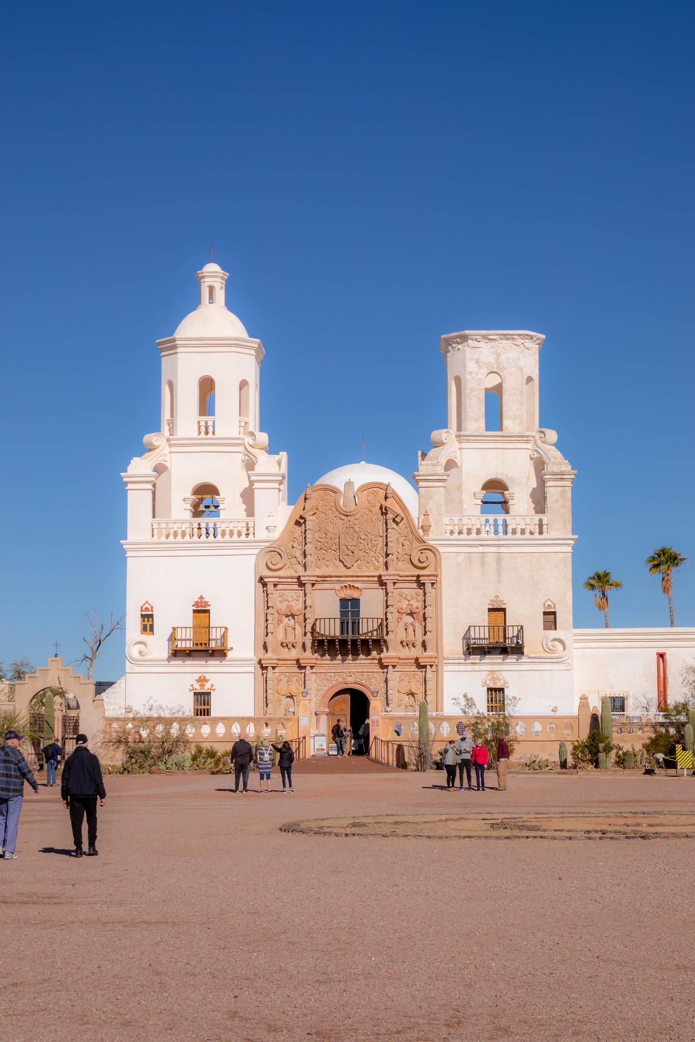 12.26. Mission San Xavier del Bac