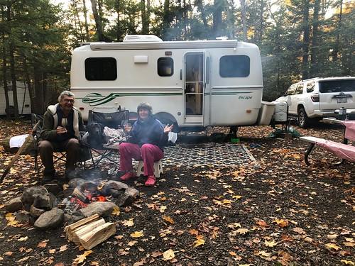 Silent Lake - Campsite