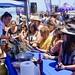Paula Baez de Tres Peces en Festival en tu Caleta, Tongoy