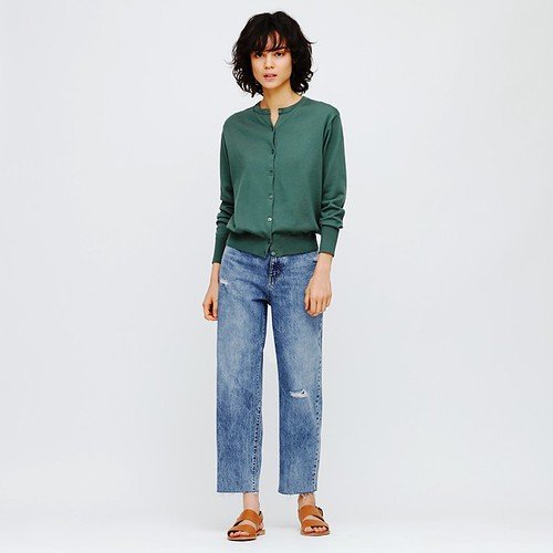 Slouch Tapered Jeans