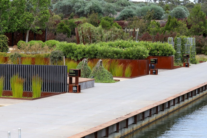 ROYAL BOTANICAL GARDENS OF VICTORIA, CRANBOURNE, MELBOURNE :copyright: