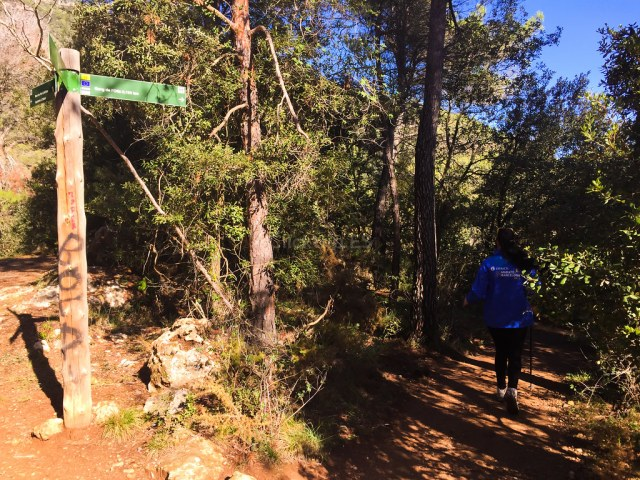 Ruta Toll de l'Olla Tarragona - Trekking