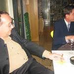 Michael Erlhoff & Marcel Odenbach, Cologne Hahnenstr. 2005