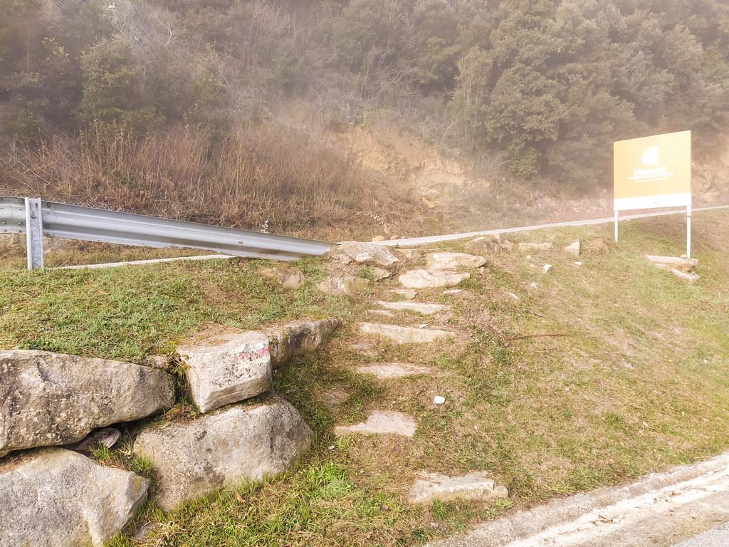 Ruta Monastir Sant Pere de Casserres | Cómo llegar