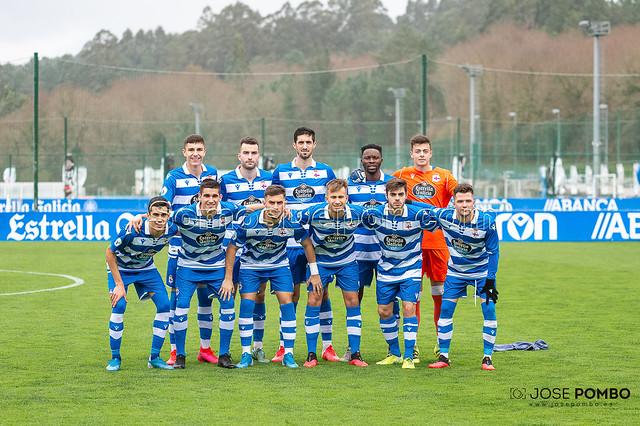 Fabril 2 - SD Compostela 2