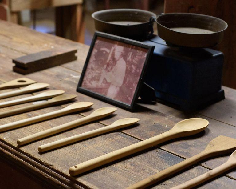 Wooden Spoons Etc.