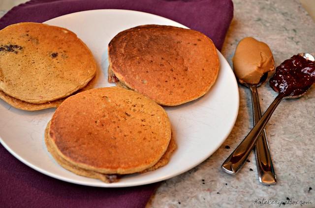 PBJ Pancakes 3