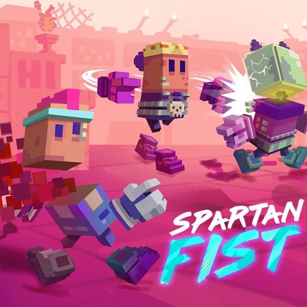 Spartan Fist