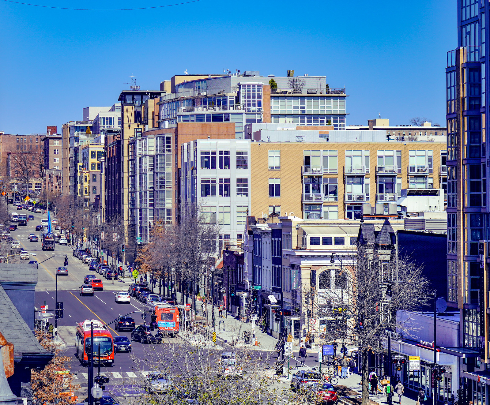 Thanks for publishing my photo, Urban Turf, in April Sees 13% Drop in DC Area Tenants Paying Rent on Time