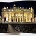 Panorámica de San Pedro del Vaticano