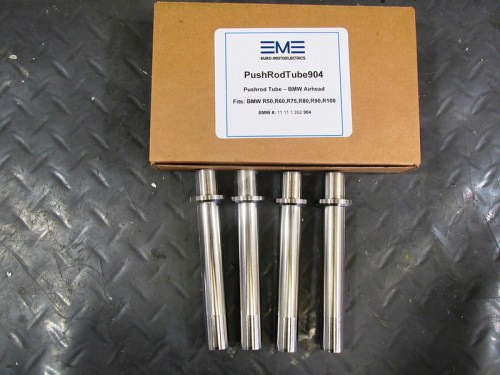 EME Stainless Steel 18 mm Push Rod Tube Set