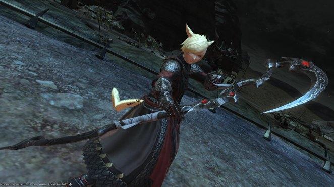 Final Fantasy XIV: Shadowbringers - Ruby Weapon gear