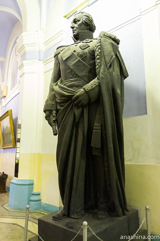 Артиллерийский музей. Санкт-Петербург