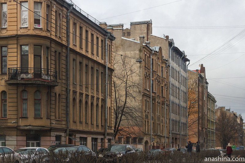 15-я линия Васильевского острова, Санкт-Петербург